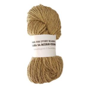 Натурална вълна дебела, Natural Wool Thick