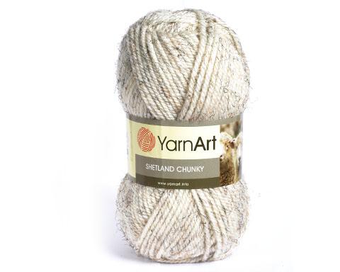Прежда Ярнарт Шетланд Чънки, YarnArt Shetland Chunky