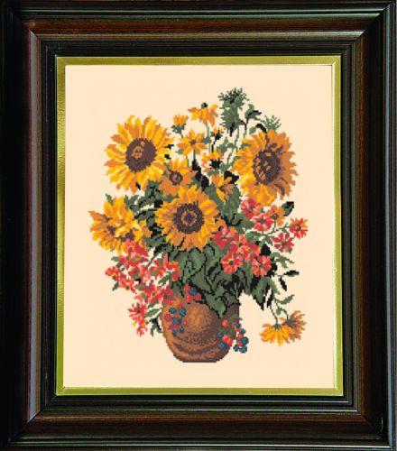 Гоблен Есенен букет, Autumn Bouquet Gobelin Tapestry