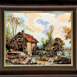 Гоблен Воденицата на Буше, Boucher's Watermill Tapestry