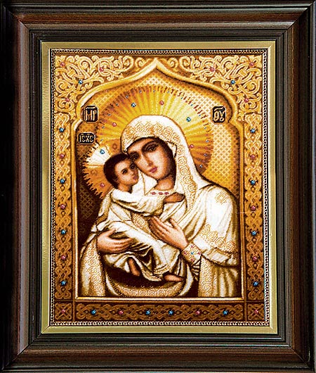 Гоблен Умиление Богородично, Compassion of Virgin Mary Tapestry