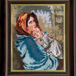 Гоблен Мадона Феручи, Ferrucci's Madonna Tapestry