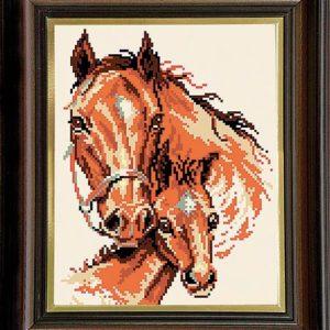 Гоблен Щастливи коне, Happy Horses Tapestry