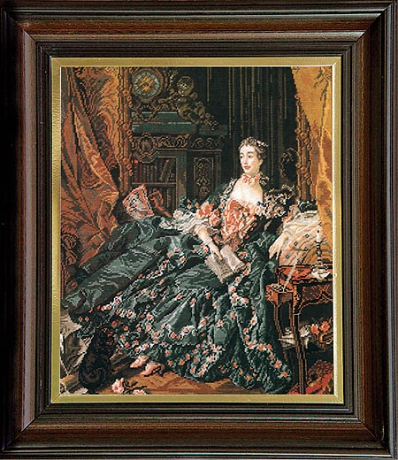 Гоблен Мадам Помпадур, Madame de Pompadour Tapestry