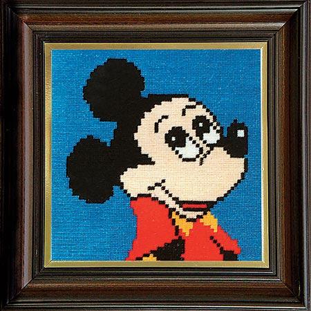 Гоблен Мики Маус, Mickey Mouse Tapestry