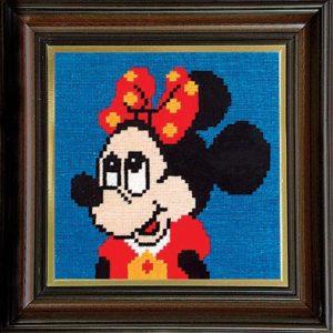 Гоблен Мини Маус, Minnie Mouse Tapestry