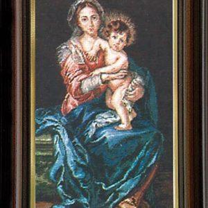 Гоблен Мадоната на Мурильо, Murillo's Madonna Tapestry