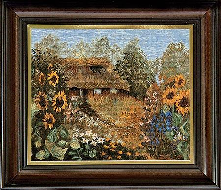 Гоблен Лятна идилия, Summer Idyll Tapestry