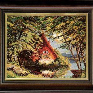 Гоблен Слънчев дом, Sunny Home Tapestry