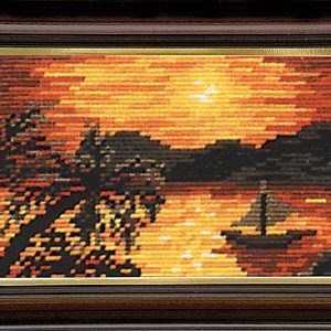 Гоблен Залез, Sunset Gobelin Tapestry