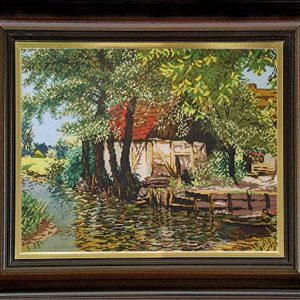 Гоблен Запустялата воденица, The Abandoned Watermill Tapestry