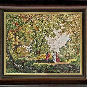 Гоблен Апостолската градина, The Apostle Garden Tapestry