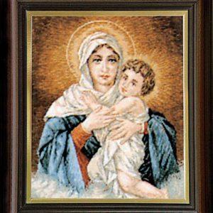 Гоблен Красивата Мадона, The Beautiful Madonna Tapestry