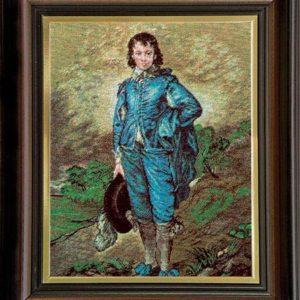 Гоблен Момчето в синьо, The Blue Boy Tapestry