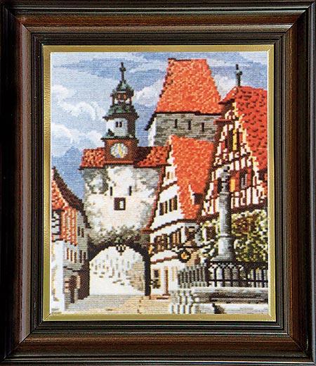 Гоблен Часовниковата кула, The Clocktower Tapestry
