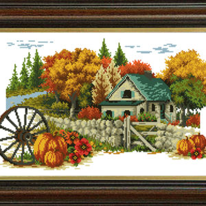 Гоблен Приказните сезони - Есен, The Enchanting Seasons - Autumn Tapestry