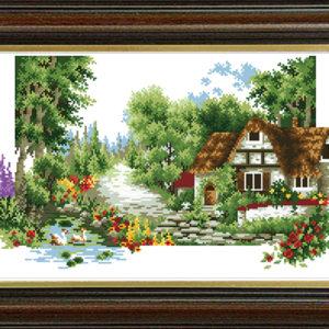 Гоблен Приказните сезони - Лято, The Enchanting Seasons - Summer Tapestry