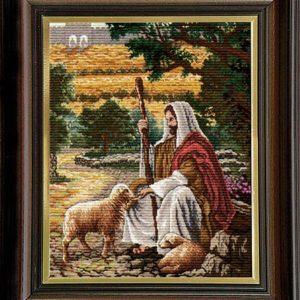 Гоблен Добрият пастир, The Good Shepherd Tapestry