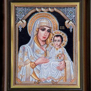 Гоблен Чудотворната икона, The Miraculous Icon Tapestry