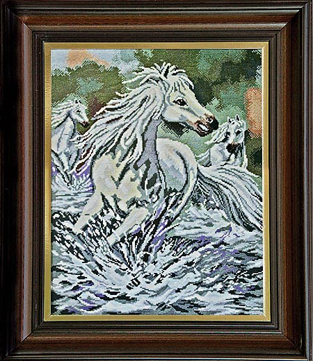 Гоблен Дивите коне, Wild Horses Tapestry