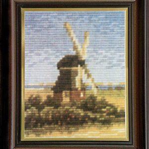 Гоблен Вятърна Мелница, Windmill Gobelin Tapestry