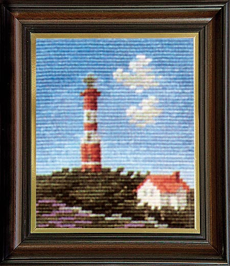 Гоблен Малкият фар, The Small Lighthouse Tapestry