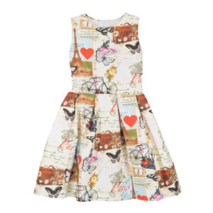 "Детска рокля ""Париж"""