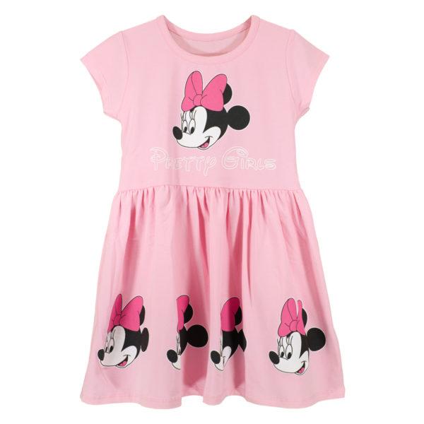 """Детска рокля, """"Мини Маус - Красиви момичета"""""""