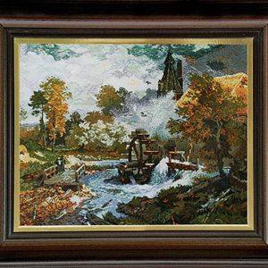 Гоблен Вестфалската воденица, The Westphalian Watermill Tapestry