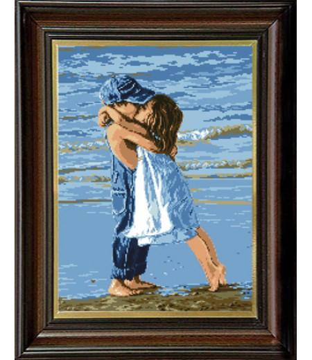 Гоблен Морска прегръдка, Seaside Hug Tapestry