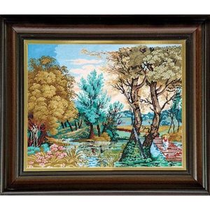 Гоблен Край реката, By The River Tapestry