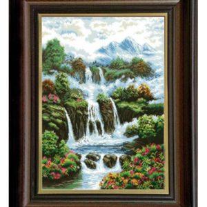 Гоблен Райски водопад, Heavenly Waterfall Tapestry