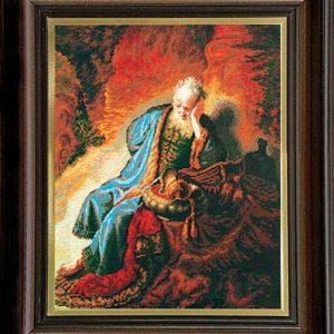 Гоблен Йеремия, Jeremiah Tapestry