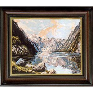 Гоблен Кралското езеро, King's Pond Tapestry