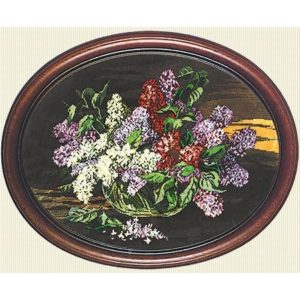 Гоблен Люляци, Lilacs Tapestry