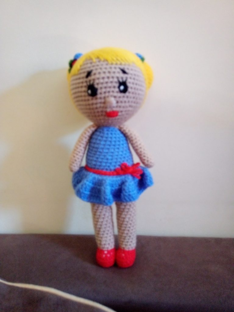 Изработка на плетени детски играчки в Бургас