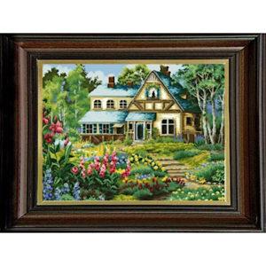 Гоблен Лятна резиденция, Summer Residence Tapestry