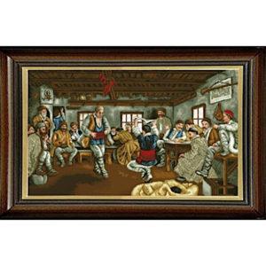 Гоблен Ръченицата, The Folk Dance Tapestry
