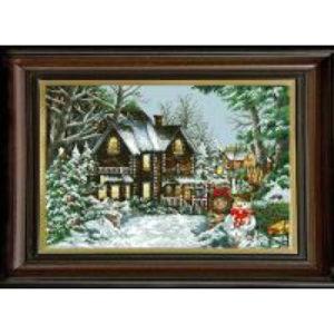 Гоблен Вълшебните Сезони - Зима, Тhe Magic Seasons - Winter Tapestry