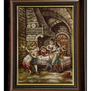 Гоблен Кръчмата, The Tavern Tapestry