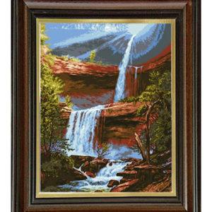 Гоблен Водопад, Waterfall Tapestry