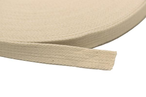 Фитил за газена лампа, 1.4 см ширина, от 100% памук.