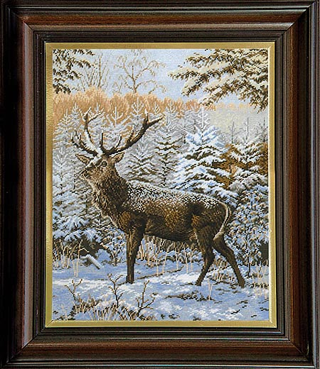 Гоблен Горски цар, Forest King Tapestry