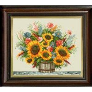 Гоблен Букет със слънчогледи, Sunflower Bouqet Tapestry