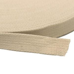 Фитил за газена лампа, 1.7 см ширина, от 100% памук.